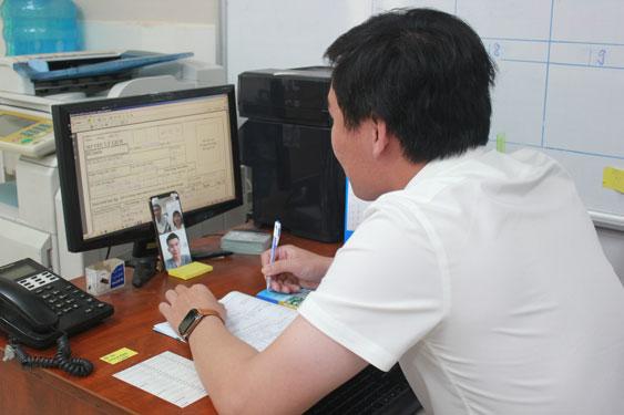 Tuyển dụng onlilne được các doanh nghiệp XKLĐ sử dụng trong mùa dịch