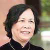 Phạm Thị Hải Chuyền tiếp đại sứ Canada